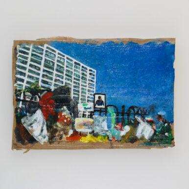 Memorial By Jason Gibilaro