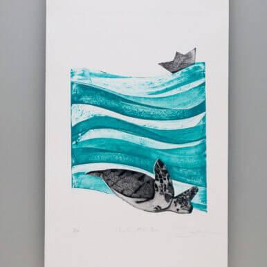 Under The Sea By Sarah Morgan