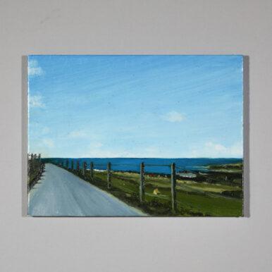 Kimmeridge Bay, Dorset U.K, 27/8/20 By Jackie Clark