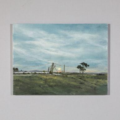 Geelong To Melbourne II By Jackie Clark