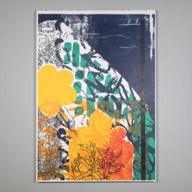 Abstract III By Teresa Rego