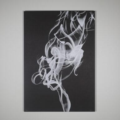 Noir Smoke Series Silver By Kaylene Alder