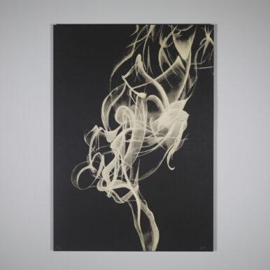 Noir Smoke Series Gold By Kaylene Alder