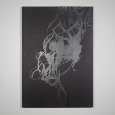 Noir Smoke Series Black By Kaylene Alder