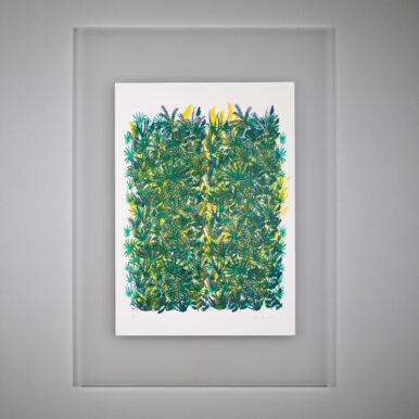 Botanicals I By Teresa Rego