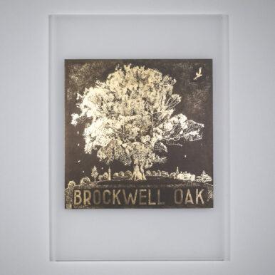 Brockwell Oak By Caroline Harper