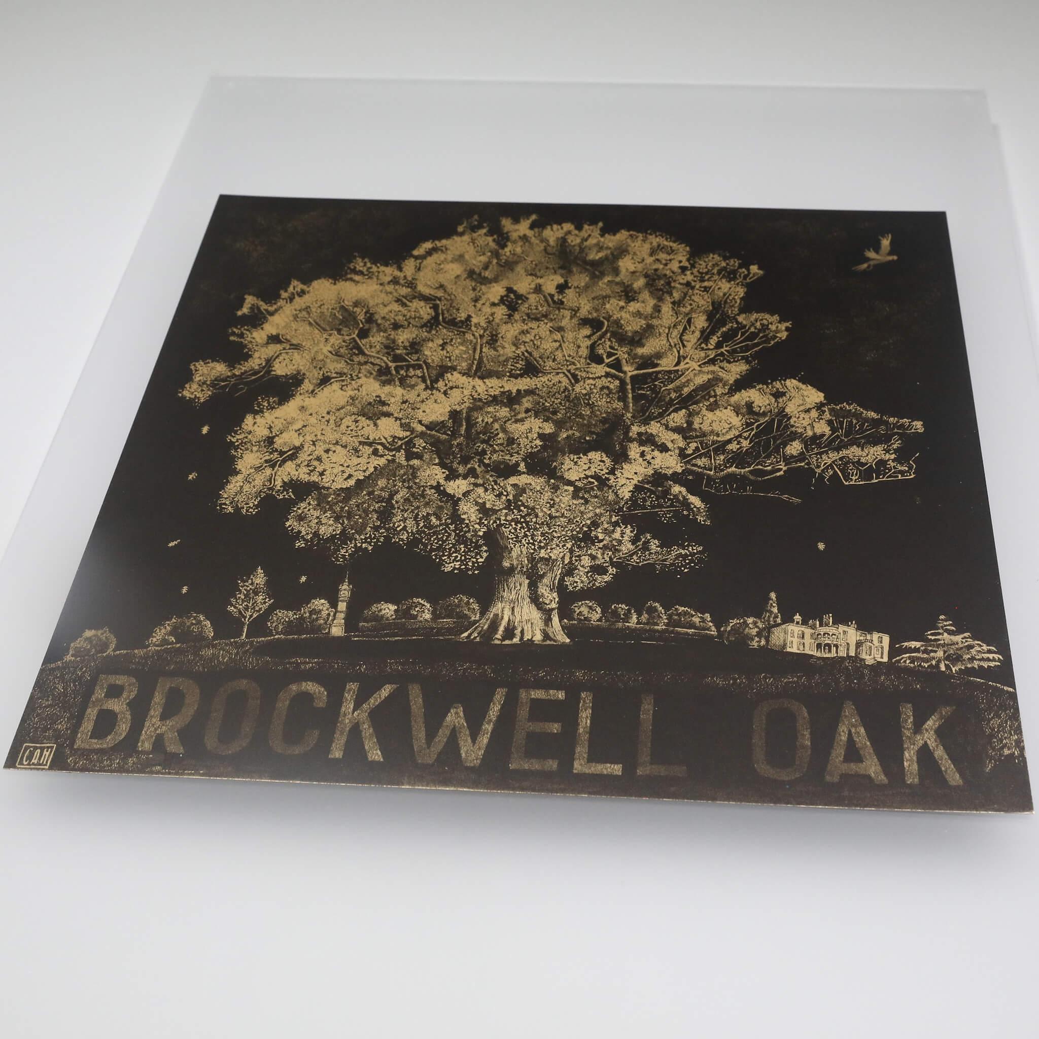 IMG 0383 - Brockwell Oak by Caroline Harper