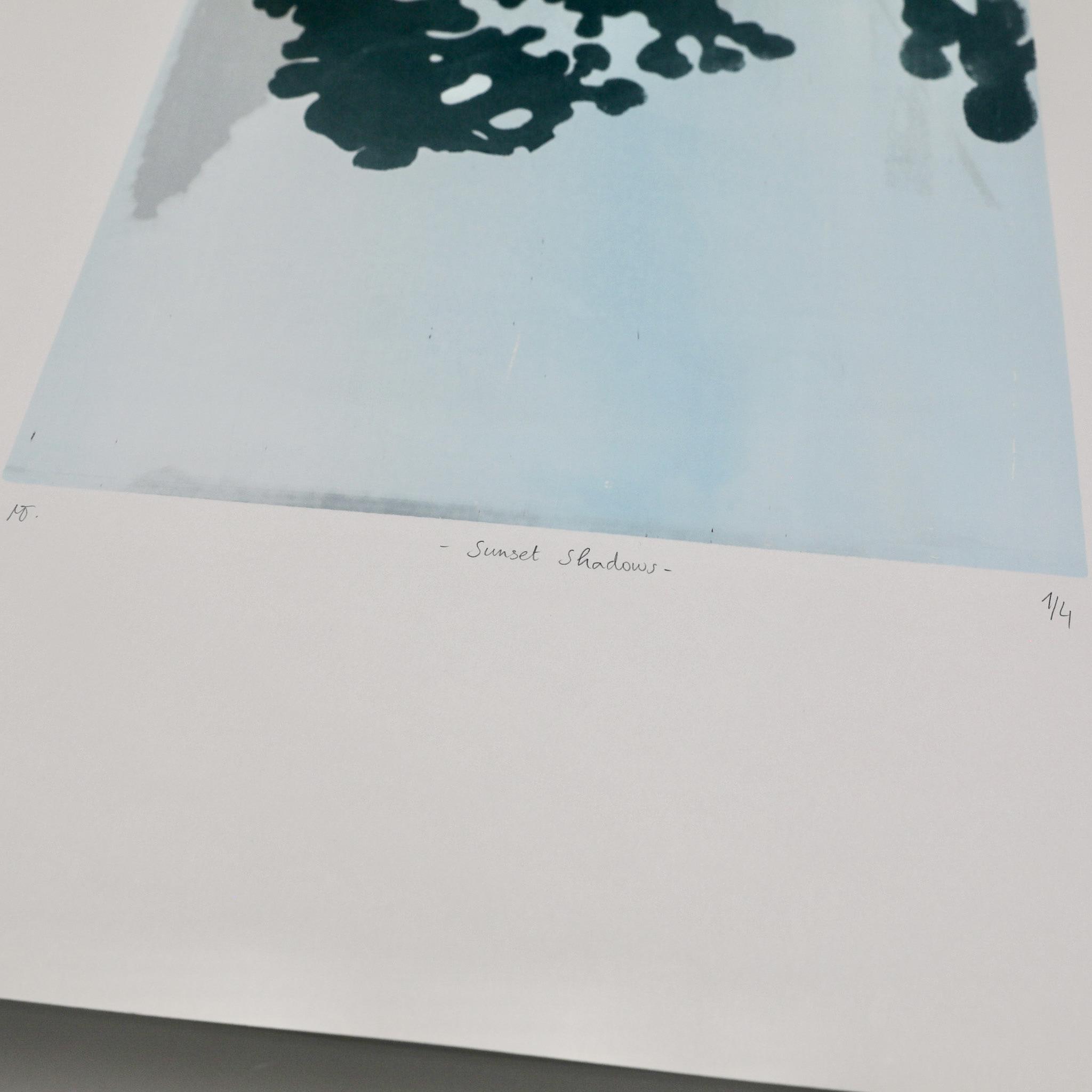 IMG 0428 1 - Sunset Shadows by Mathilda della Torre