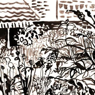 Garden By Kirsty Jones