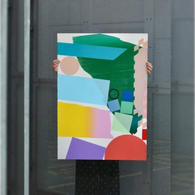 Abstract II By Katy Binks